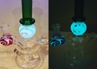 Small 10mm custom rig glow